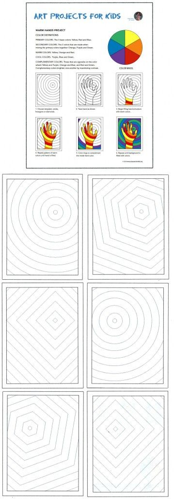 Color lesson project