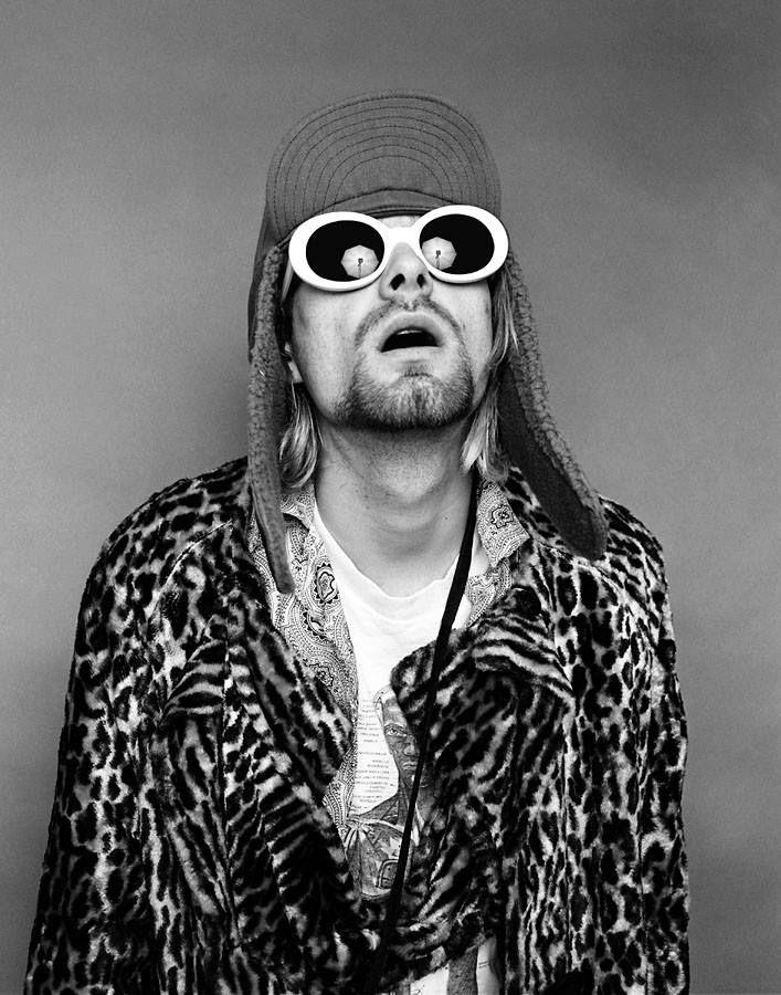 Jesse Frohman ::Kurt Cobain, 1993
