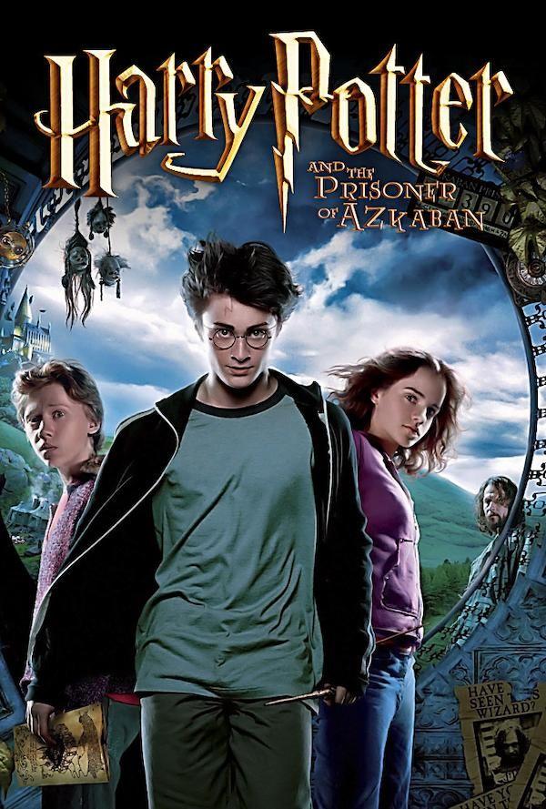 Harry Potter and the Prisoner of Azkaban (2004) - Poster US - 675*675px