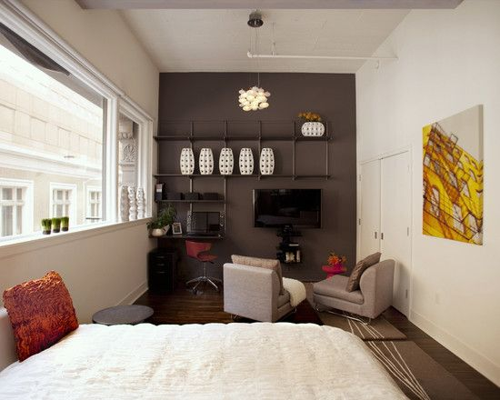 250 Sf Studio Apartment Design Pictures Remodel Decor And Ideas