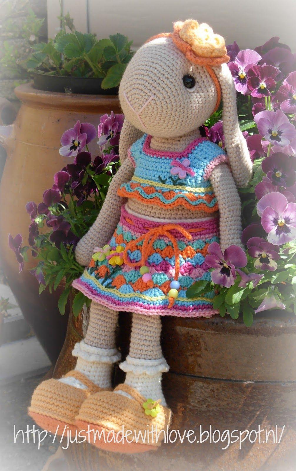 Just made with love by Antoinette: Willenein gaat Kakelbont, Gratis ...