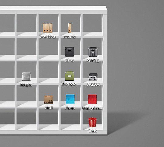 Turn Your Desktop Wallpaper Into An Ikea Showroom