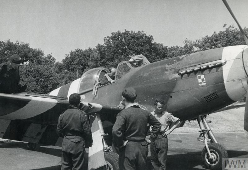 THE POLISH AIR FORCE IN BRITAIN, 1940-1947 | Lotnictwo