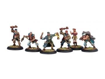 Mercenaries Press Gangers Unit (Box) 179kr - www.figurspel.se