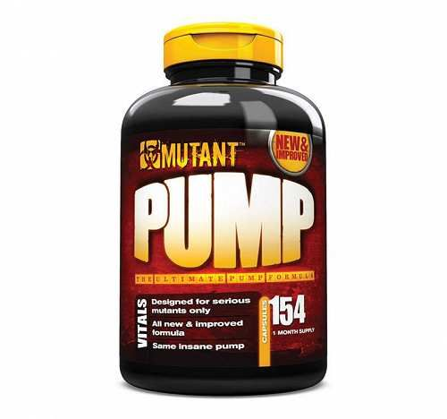 Prezzi e Sconti: #Mutant pump 154 capsule  ad Euro 32.99 in #Mutant #Integratori