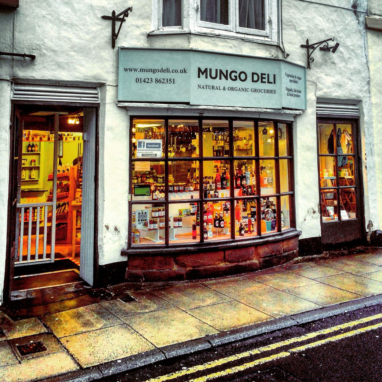 Mungo Deli Shop in Knaresborough