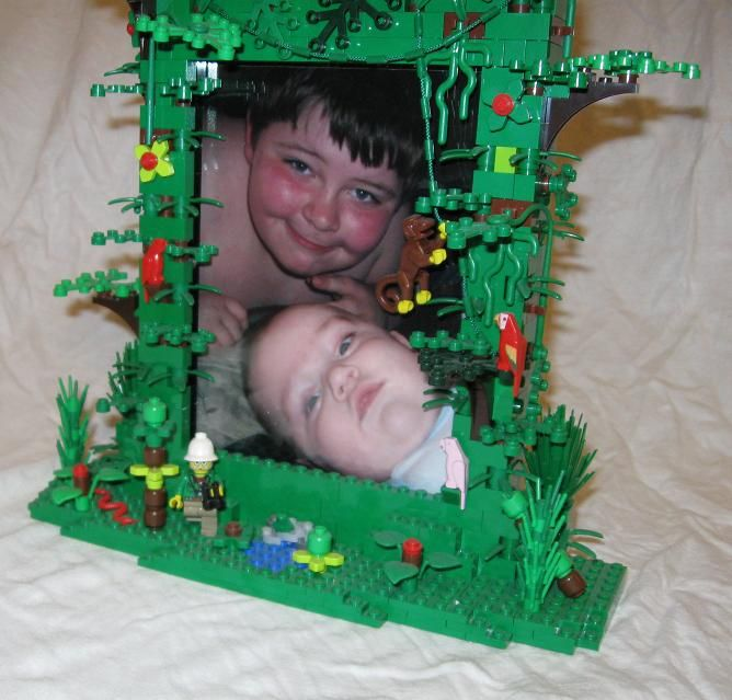 Another lego photo frame