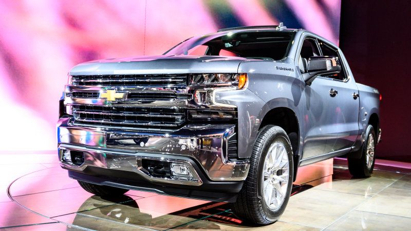 Gm First Quarter Profit Better Than Expected With Trucks In Driver S Seat Filed Under Earnings Financials Gm Cars Autos Autom New Silverado Trucks Heavy Duty Trucks