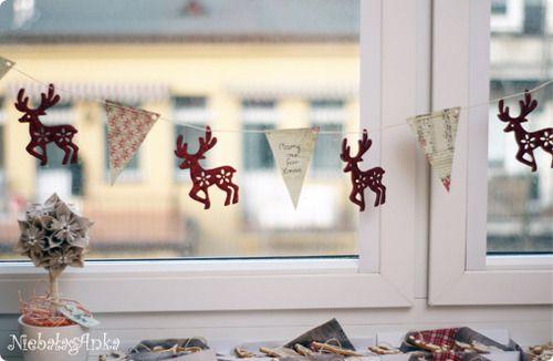 DIY christmas decoration Niebalaganka Pinterest DIY Christmas - christmas decorations diy