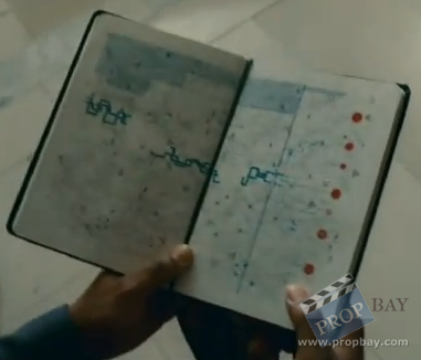 The Adjustment Bureau Map Book