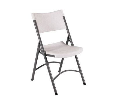 Lightweight White Folding Chair From Officemax 29 99 Folding