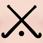 Light Pink Field Hockey Crossed Sticks Tanks Design Con Imagenes Tatuajes De Hockey Palos De Hockey Fondo De Iphone