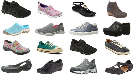 Teacher Shoes That Don't Hurt Your Feet