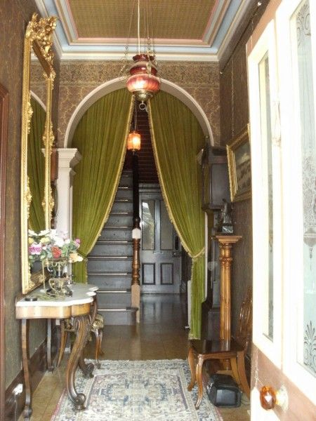 Dark Entrance Hall Ideas