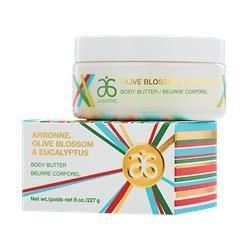 Feels oh so great: Olive Blossom & Eucalyptus Body Butter by Arbonne