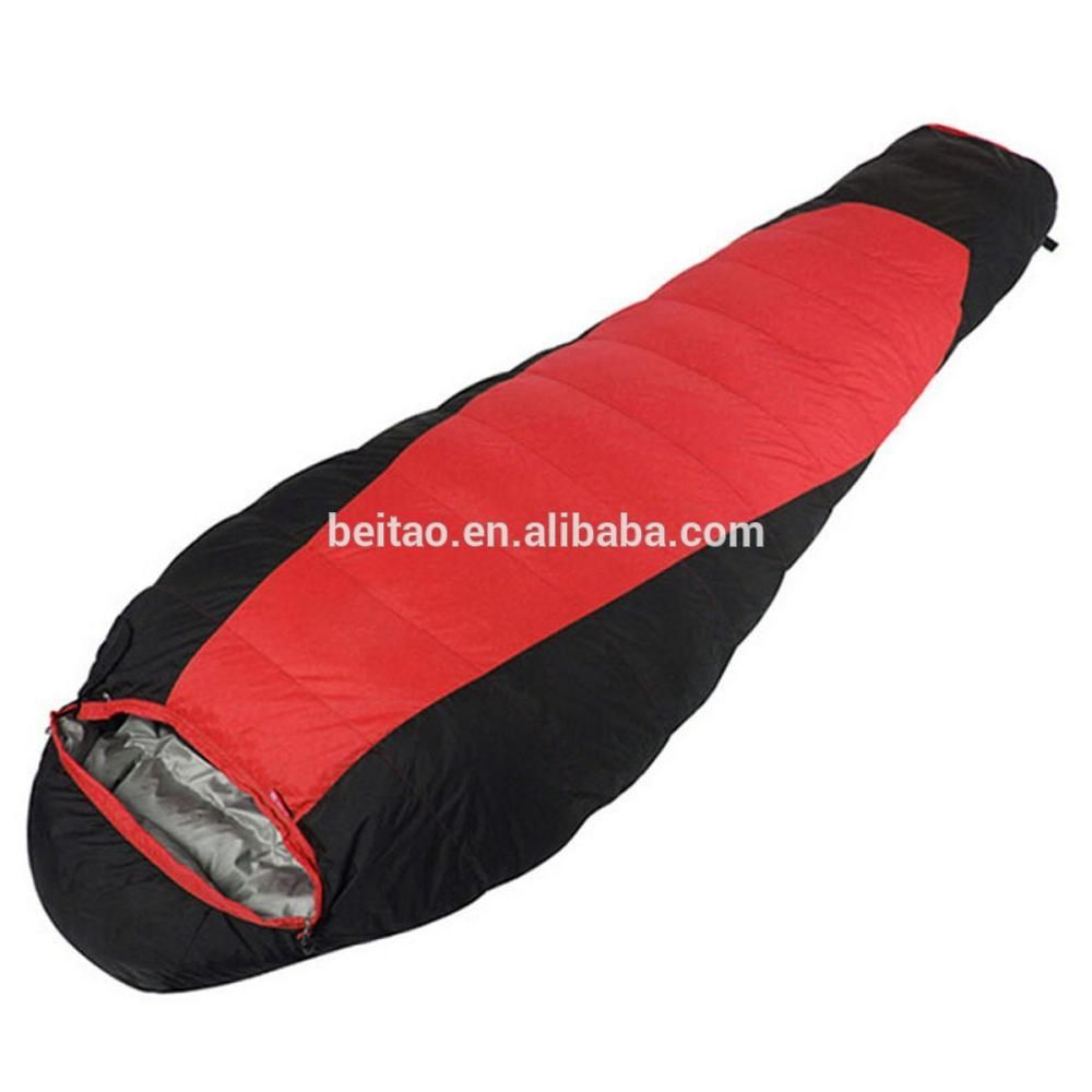Hiking Winter Outdoor Travel Camping Waterproof Sleep Bags Manufacturer Whose Duck Down Sleeping New Products Customization Blanket