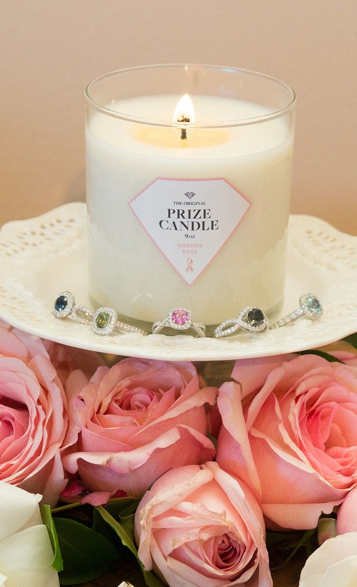 Most Addictive Holiday Gift | Prize Candle