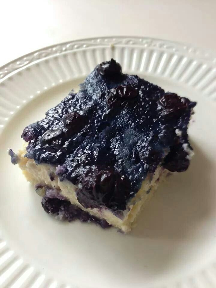 (disambiguation)  A blueberry is a flowering plant and its fruit.   Blueberry may also refer to: