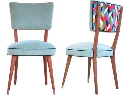 Juego de sillas americanas is part of Kitchen chairs -
