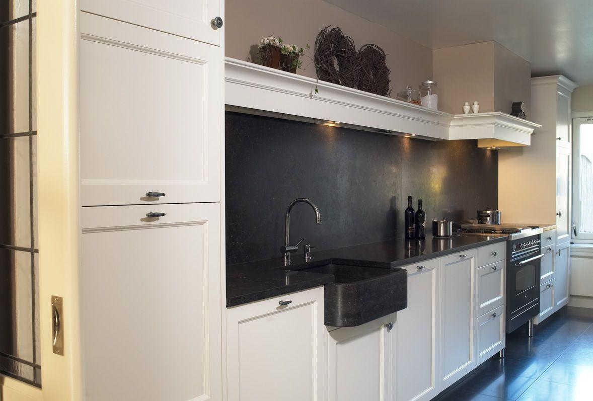 VRI interieur landelijke keuken modern wit | Brocante | Pinterest ...