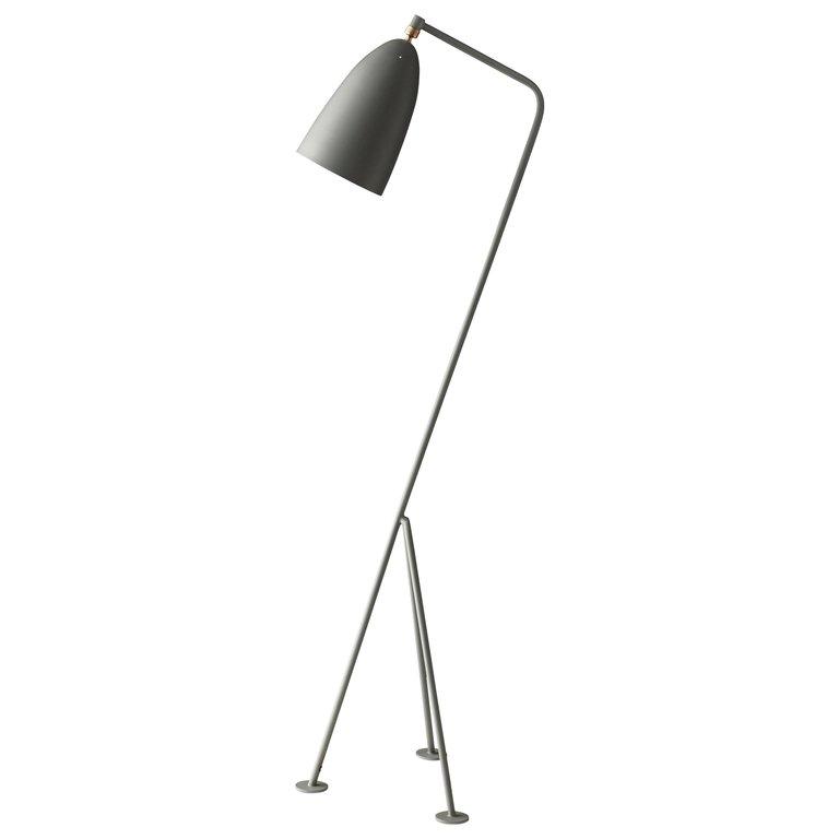 Greta Magnusson Grossman Grasshopper Floor Lamp In Dusty