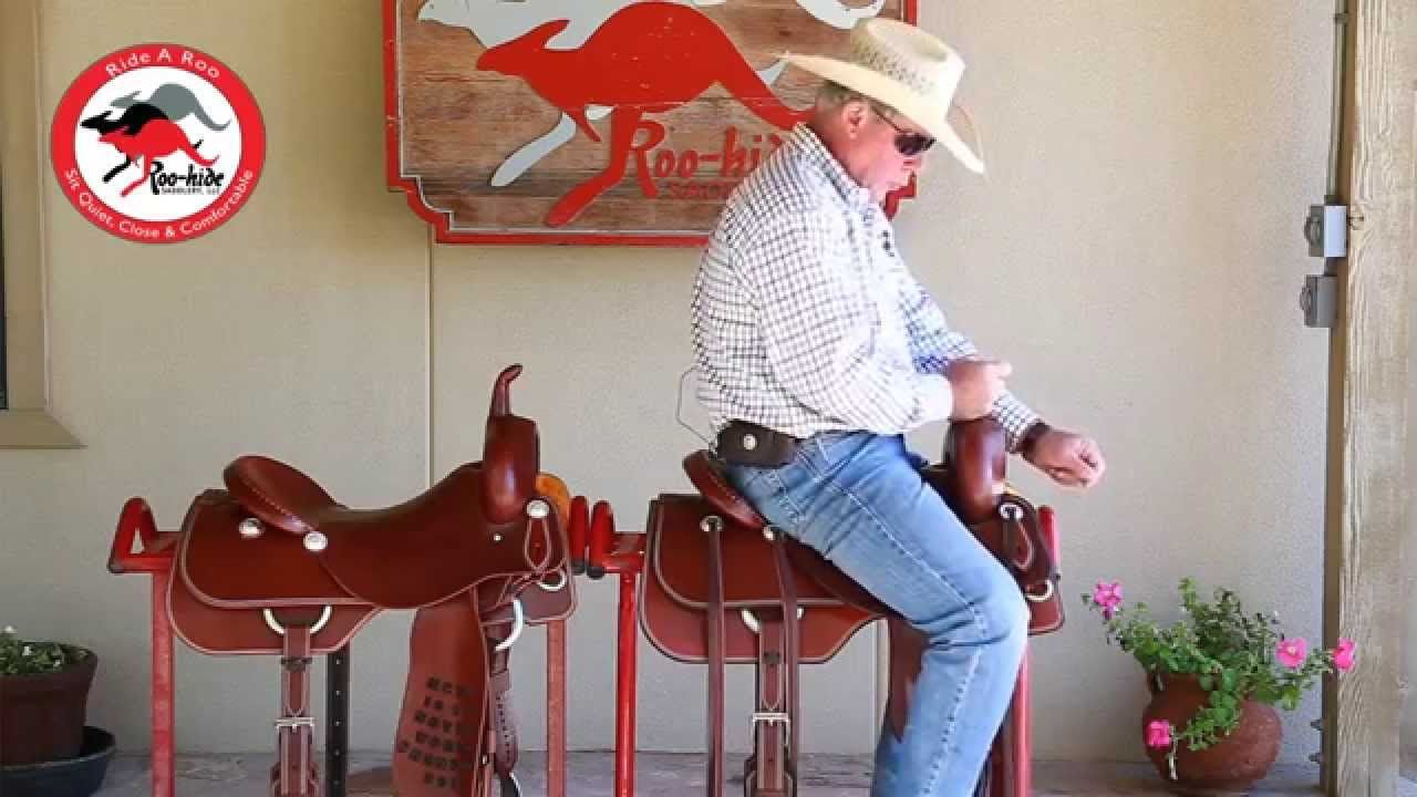 Choosing the right seat size reining saddle saddles for