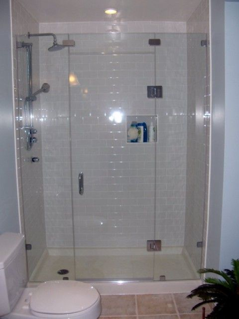 Glass Shower Enclosures Google Search Bathroom Re Do Pinterest