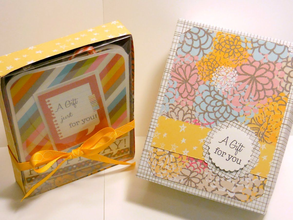A2 size Card Boxes for Gift Giving or Packaging - YouTube