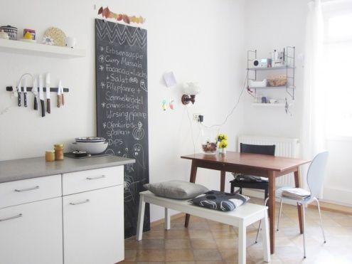 Küche morgens von urbanitas Wishlist  ideas for my home
