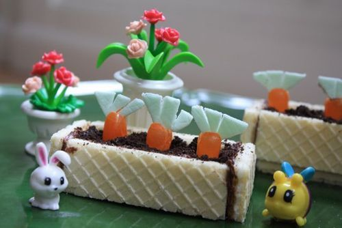 fun food project to do with kids for Easter