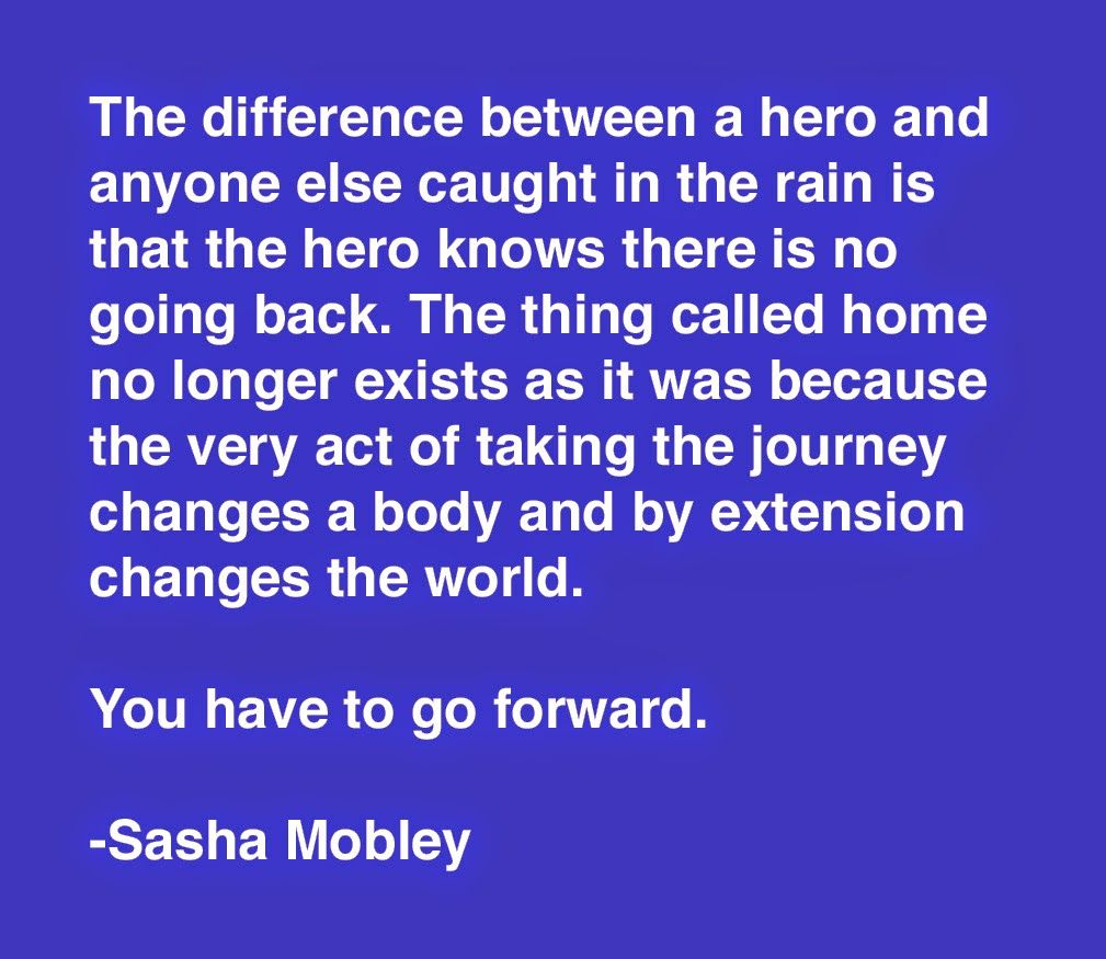 Everyday Something: The Hero's Journey--the Hero is YOU