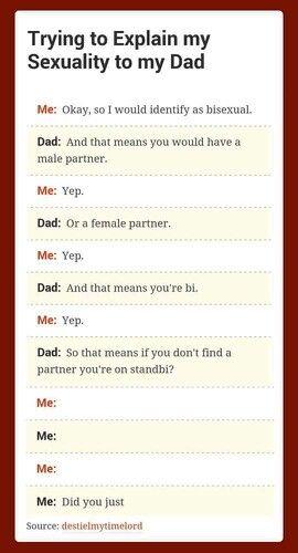 Female bisexual jokes
