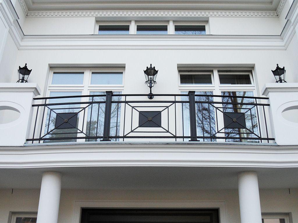 Ferrum Berlin geländer für den außenbereich ferrum berlin de balkon