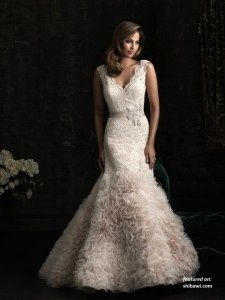 Allure Bridals Wedding Dresses for Fall 2012-Style 8961