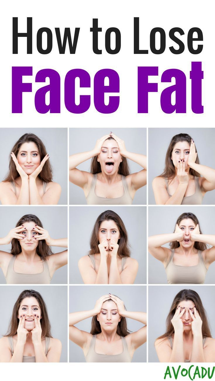 #lose #face #how #fat #toHow to Lose Face Fat