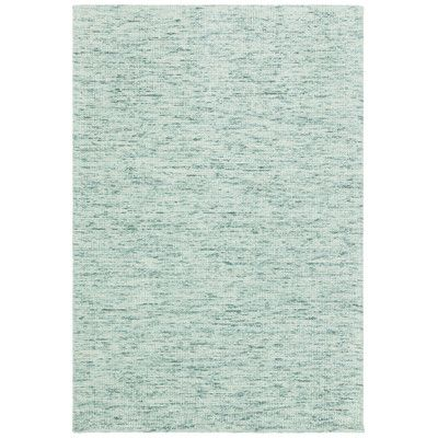 Rosecliff Heights Cunningham Hand Woven Green Area Rug Rug Size 7 9 X 10 6 Casual Rug Area Rugs Green Area Rugs