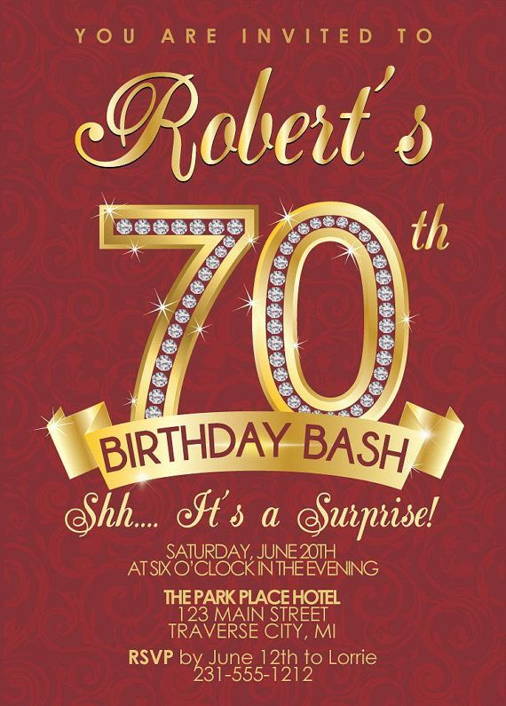 Download free template surprise 70th birthday party invitations download free template surprise 70th birthday party invitations filmwisefo