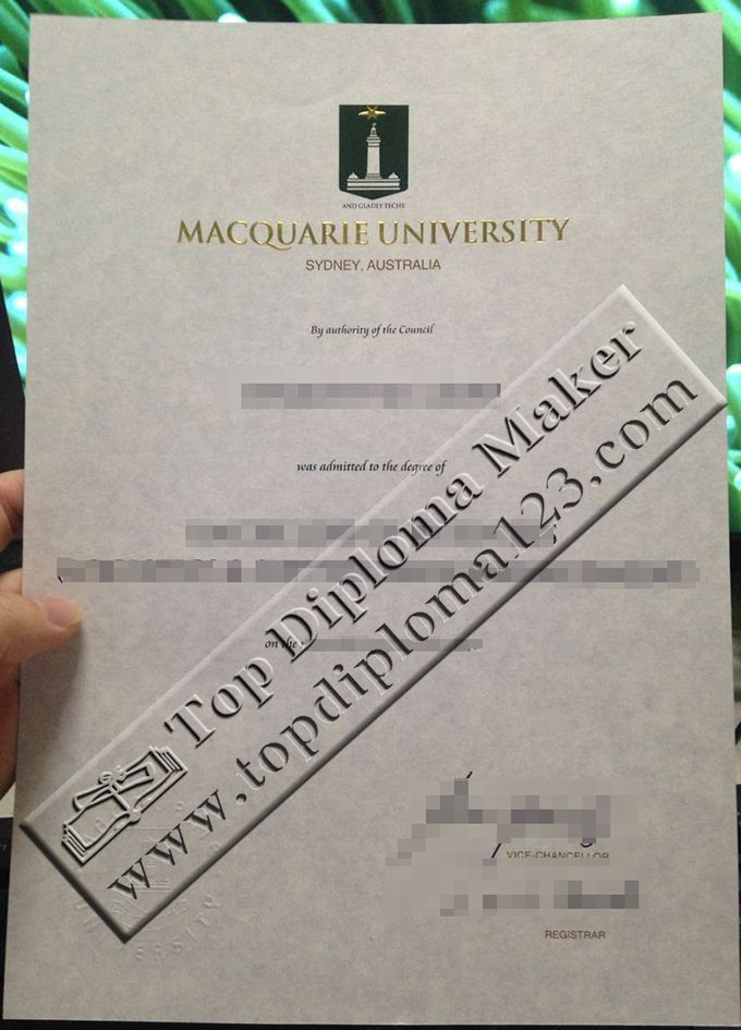 Macquarie university bachelor degree, Macquarie university diploma - copy translate mexican birth certificate