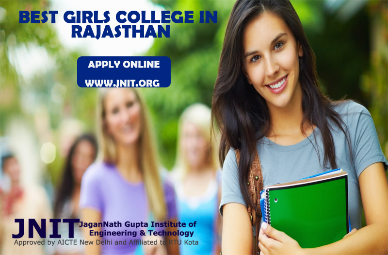 Join Best #Engineering #College For #Girls in #Rajasthan. Admission Open 2016 Apply Online www.jnit.org