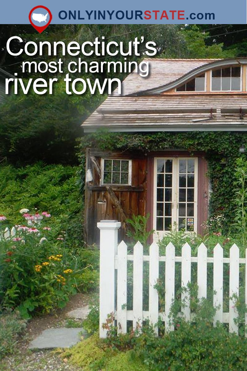 You Ll Fall In Love With This Charming River Town In Connecticut