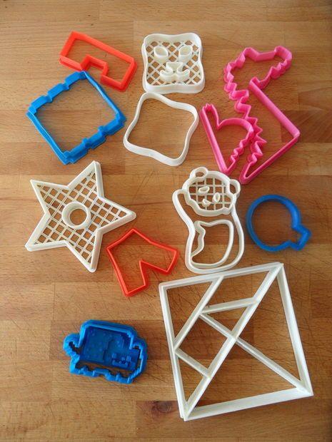 cookies cutter generator