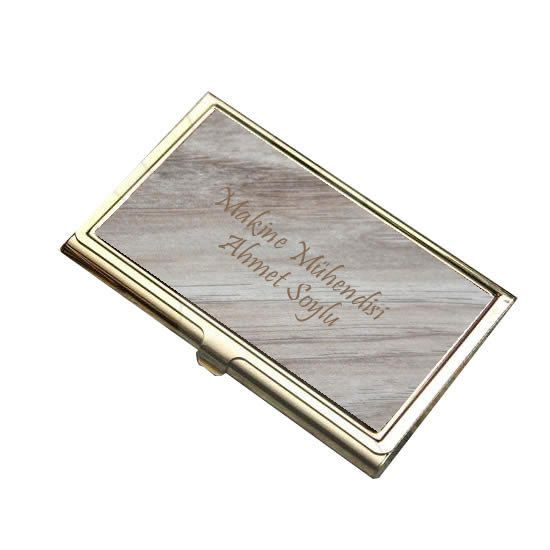 Personalized wooden veneer business card holder custom name personalized wooden veneer business card holder custom name engraved colourmoves