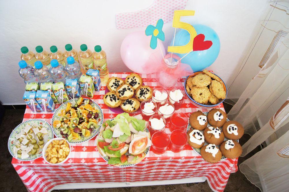 Menu Urodzinowe Dziecka Szukaj W Google Jedzenie Pinterest