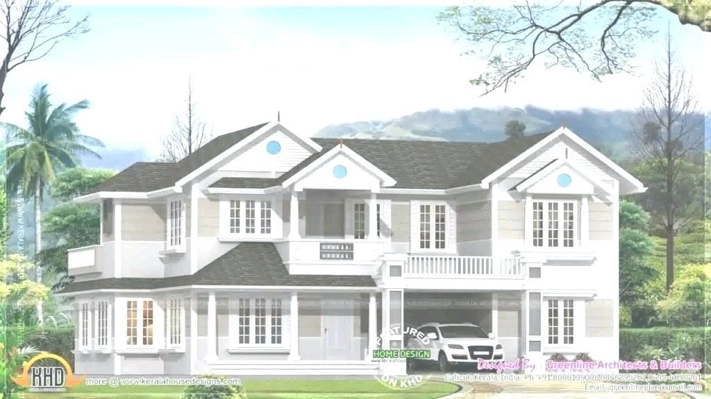 Spanish Colonial House Plans Modern Colonial House Modern Colonial House Plans Fresh Colonial Typ In 2020 Colonial House Plans Kerala House Design Colonial Style Homes