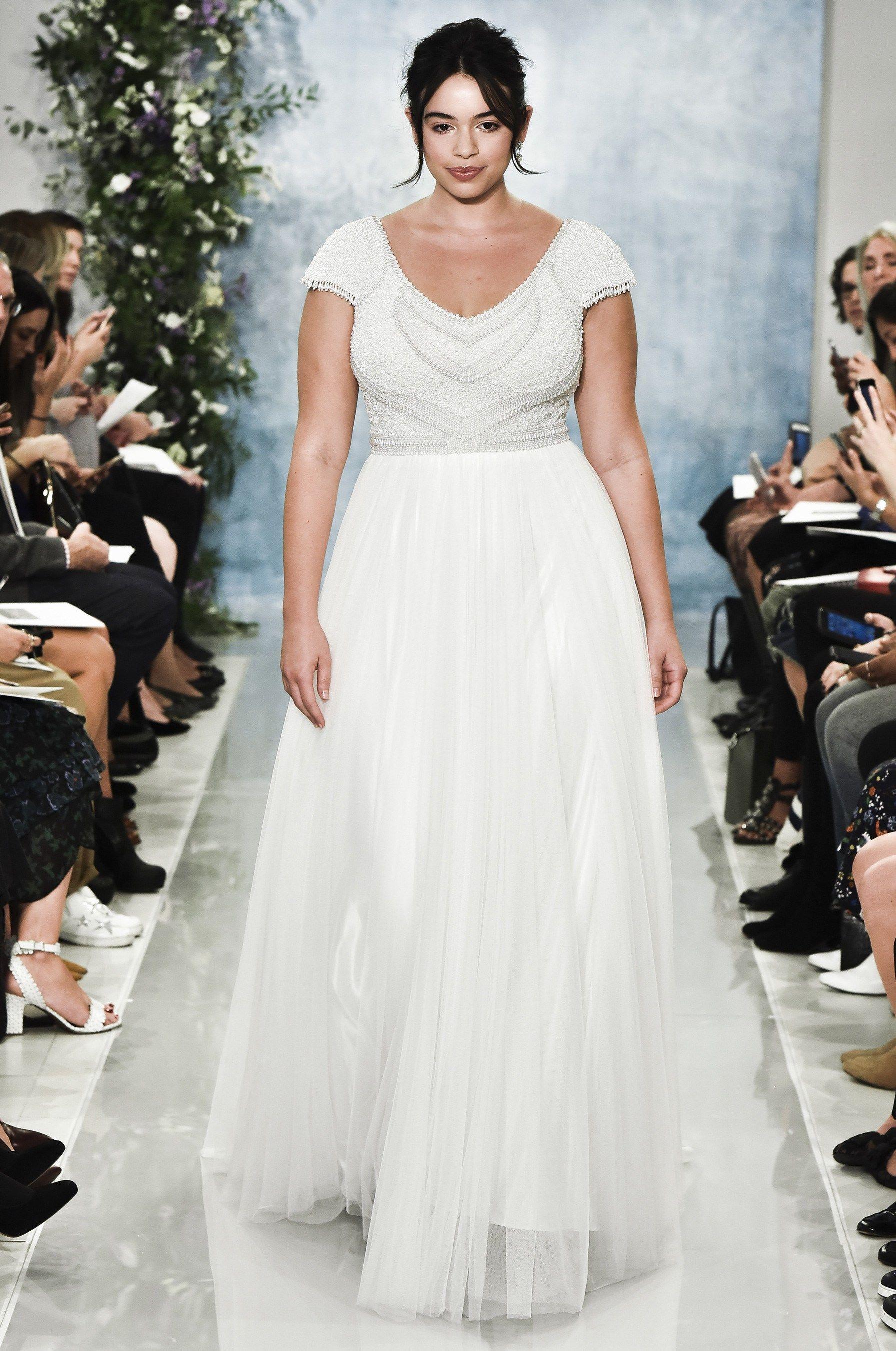 Theia Fall 2018 Bridal Fashion Show Wedding dresses