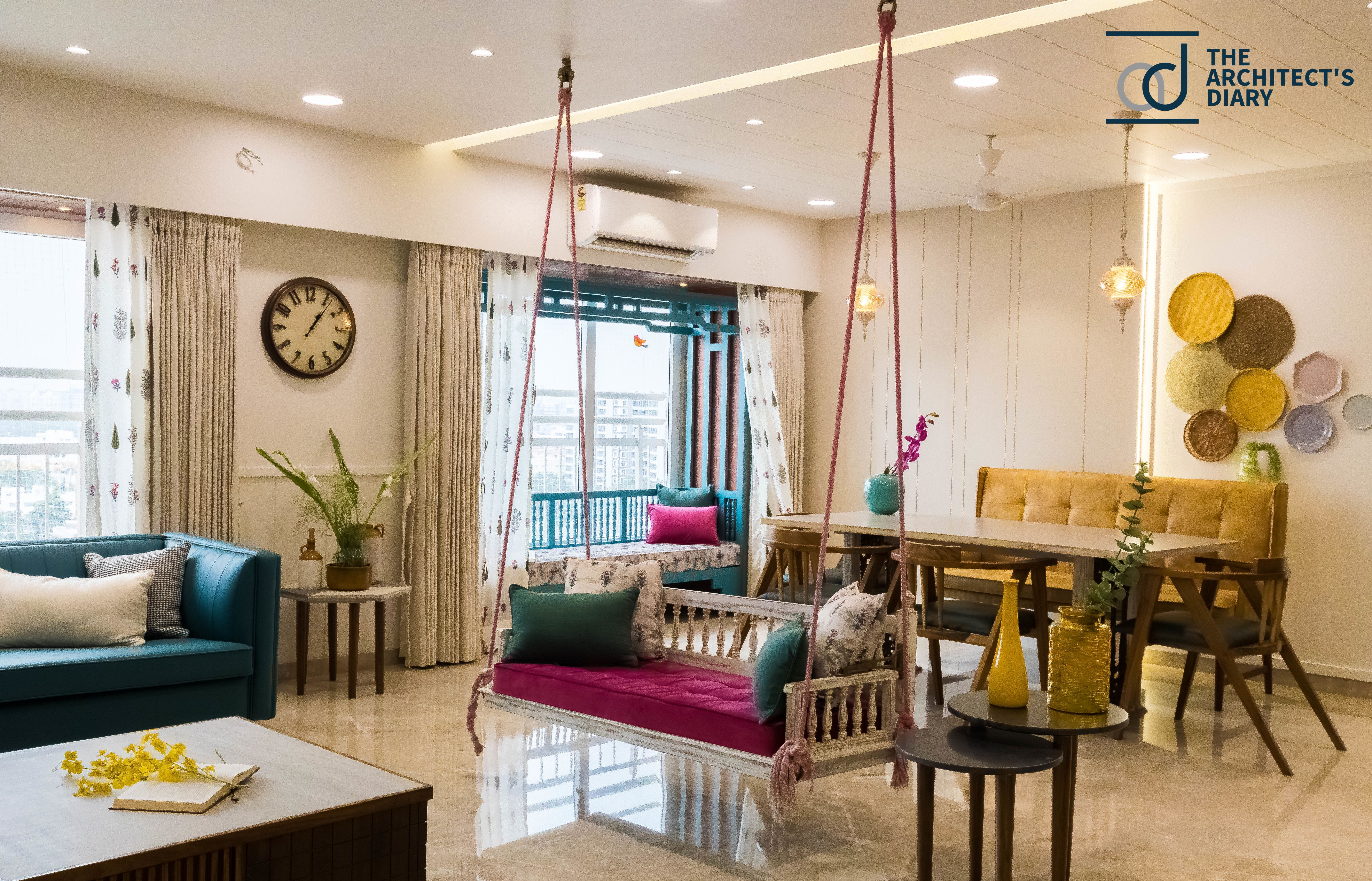 Pretty Home With Contemporary & Traditional Interior | An ...