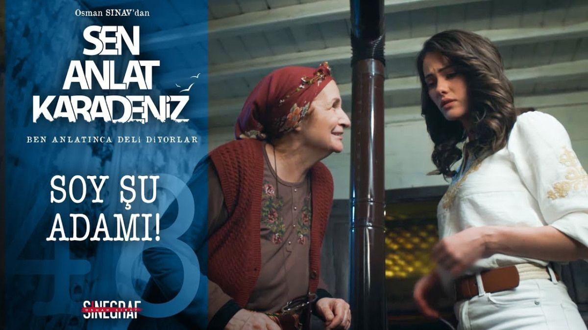 Tahir In Basina Neler Gelecek Sen Anlat Karadeniz 48 Bolum Osman Youtube Website
