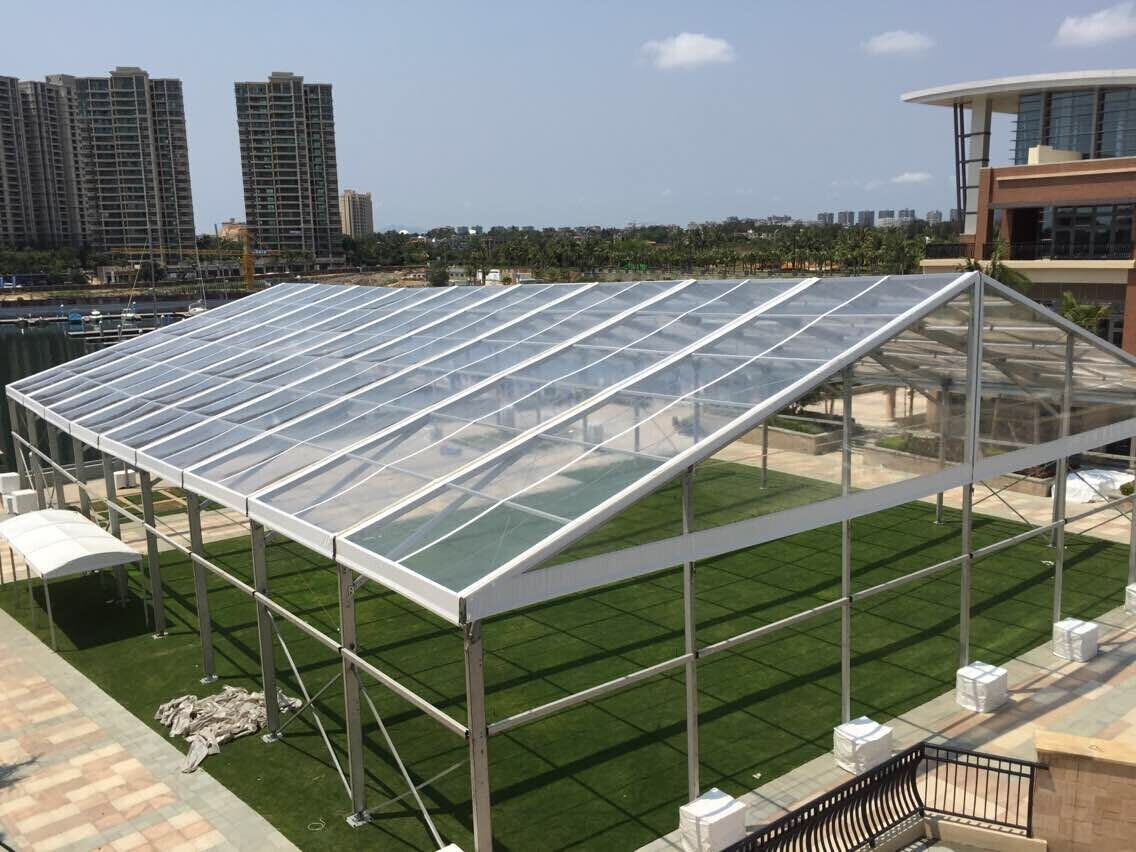 Transparent Tent with PVC & shelter tent transparent roof tent for sale. www.shelter ...