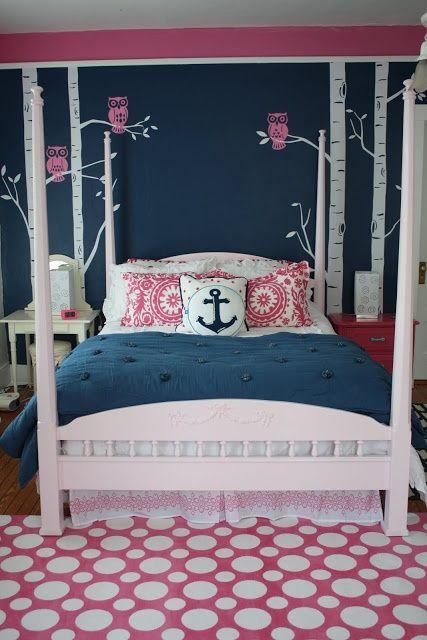 Pink And Blue Bedroom Cute Bedroom Ideas Girl Room Pink Room