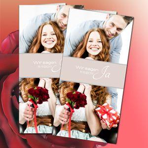Einladungskarten Mit Eigenen Bilder Http Www Hochzeit Extrablatt